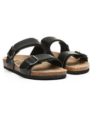 Mario Lopez - Double Strap Sandals-2350651