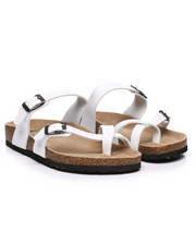 Mario Lopez - Double Strap Sandals-2349790