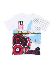 Born Fly - Printed Tee (4-7)-2353728
