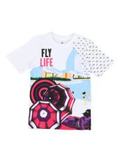 Born Fly - Printed Tee (8-20)-2353733