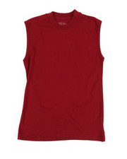 Tops - Solid Muscle T-Shirt (8-20)-2353823