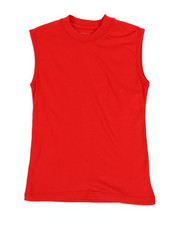Tops - Solid Muscle T-Shirt (8-20)-2353812
