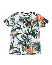 Southpole - Tropical Poly T-Shirt (8-20)-2353863