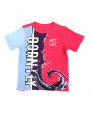 Born Fly - Printed Tee (2T-4T)-2353764