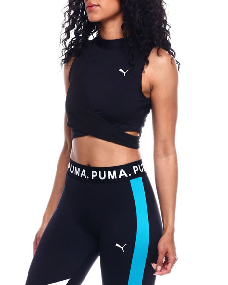 Puma - Chase All Over Print Top Crossover Top