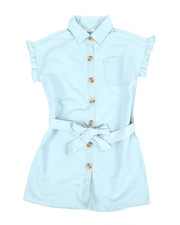 Dresses - Riley Shirt Dress (7-16)-2353456