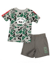 Sets - 2Pc Tee & Shorts Set (2T-4T)-2351031