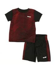 HIND - 2Pc Printed Cut & Sew Top & Shorts Set (2T-4T)-2350788