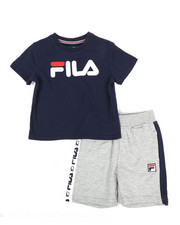 Sets - 2 Pc Classic Logo Tee & Shorts Set (2T-4T)-2352407
