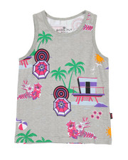 Born Fly - Printed Tank Top (4-7)-2355699
