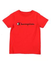 Champion - Heritage Logo Tee (4-7)-2355455