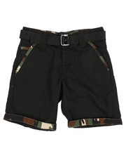 NOTHIN' BUT NET - Ripstop Shorts (8-18)-2353920