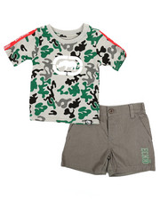 Sets - 2Pc Tee & Shorts Set (Infant)-2350735
