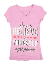 Tops - Believe In Yourself Tee-2349681