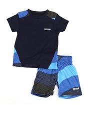 HIND - 2Pc Printed Cut & Sew Top & Shorts Set (2T-4T)-2350796