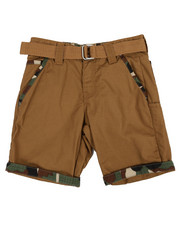NOTHIN' BUT NET - Ripstop Shorts (8-18)-2353927