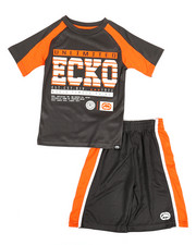 Sets - 2Pc Tee & Shorts Set (4-7)-2350719