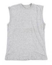 Tops - Solid Muscle T-Shirt (8-20)-2355674