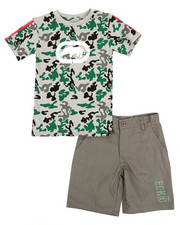 Sets - 2Pc Tee & Shorts Set (4-7)-2350739