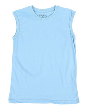 Tops - Solid Muscle T-Shirt (8-20)-2355631