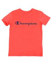 Champion - Heritage Logo Tee (8-20)-2355299