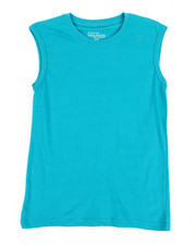Tops - Solid Muscle T-Shirt (8-20)-2355664