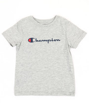 Champion - Heritage Logo Tee (4-7)-2355482