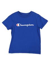 Champion - Heritage Logo Tee (4-7)-2355433