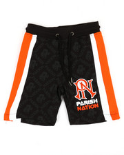 Bottoms - Shorts W/ Graphic (4-7)-2354693