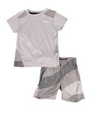 HIND - 2Pc Printed Cut & Sew Top & Shorts Set (2T-4T)-2350821