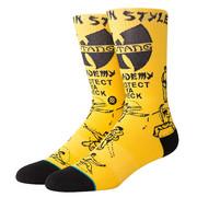 Accessories - Protect Ya Neck Wu-Tang Socks-2283772