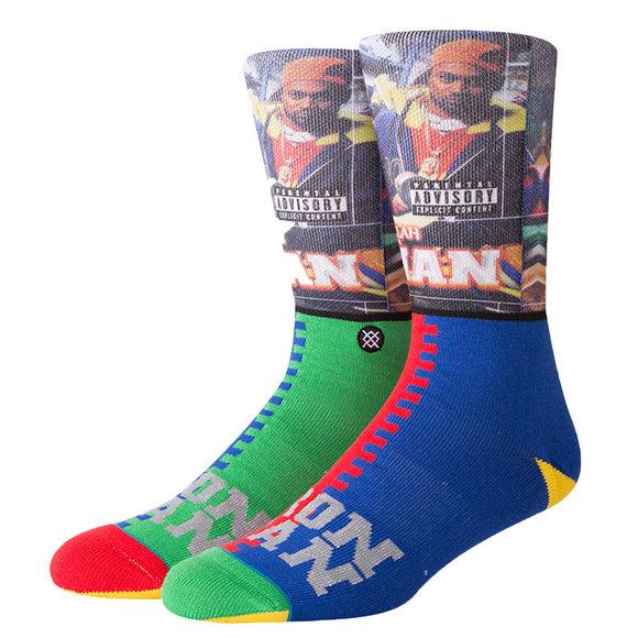 Stance Socks - Ghostface Killah Wu-Tang Socks