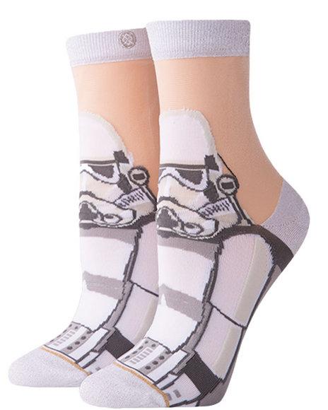 Stance Socks - Storm Trooper Monofilament Anklet Socks