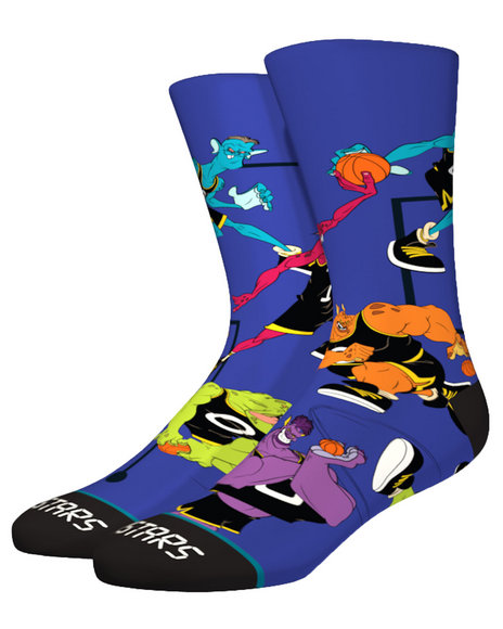 Stance Socks - Monstars Socks