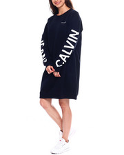 Women - L/S Institutional Logo Dress-2354763