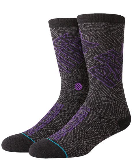 Stance Socks - Marvel Black Panther Crew Socks