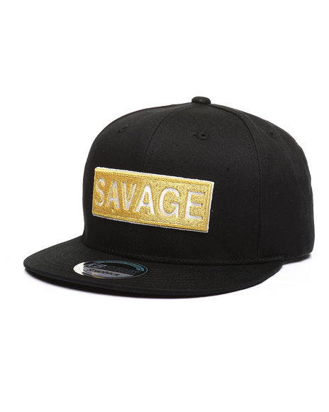 Buyers Picks - Savage Snapback Hat