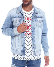 True Religion - TRUCKER JACKET SN-2356514