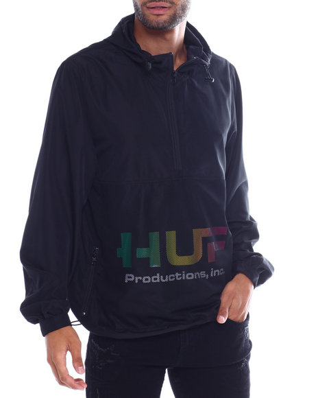HUF - HUF PRODUCTIONS ANORACK