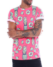 Spring-Summer-M - All over Pineapple Tee-2356000