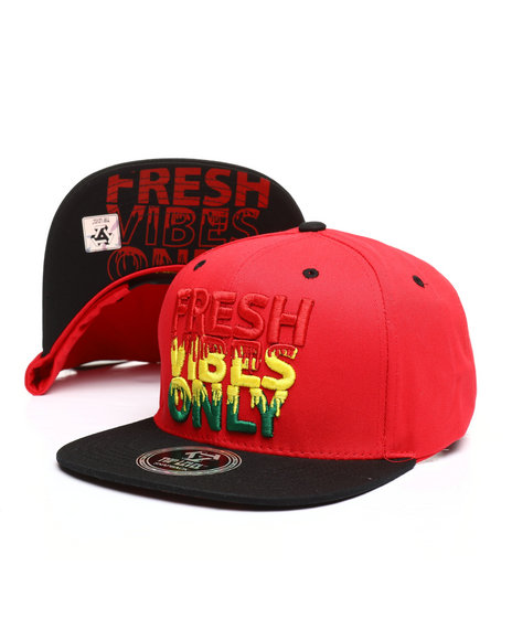 Buyers Picks - Fresh Vibes Only Snapback Hat