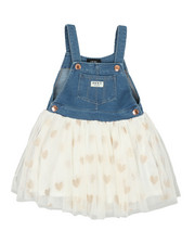 Dresses - Denim & Tulle Skirtall (4-6X)-2350493