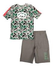 Ecko - 2Pc Tee & Shorts Set (8-20)-2348837