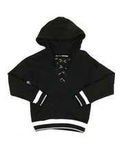 Girls - Lace-Up Hoodie (7-16)-2347285