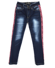 Delia's Girl - Jeans w/ Side Taping (4-6X)-2351452