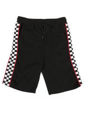 Brooklyn Cloth - Checked Stripe FT Shorts (8-20)-2356098