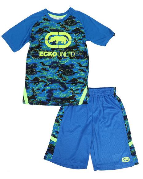 Ecko - 2Pc Tee & Shorts Set (8-20)