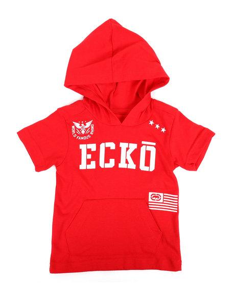 Ecko - Hooded Tee (2T-4T)