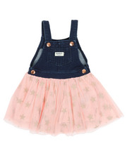 Dresses - Denim & Tulle Skirtall (2T-4T)-2350503