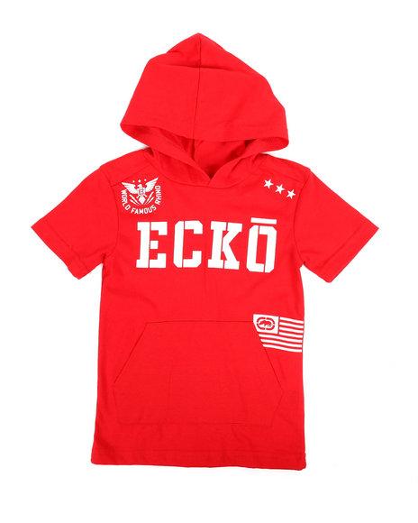 Ecko - Hooded Tee (4-7)